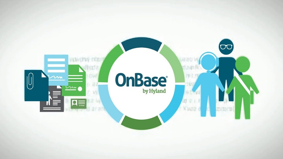 OnBase by Hyland Software logo