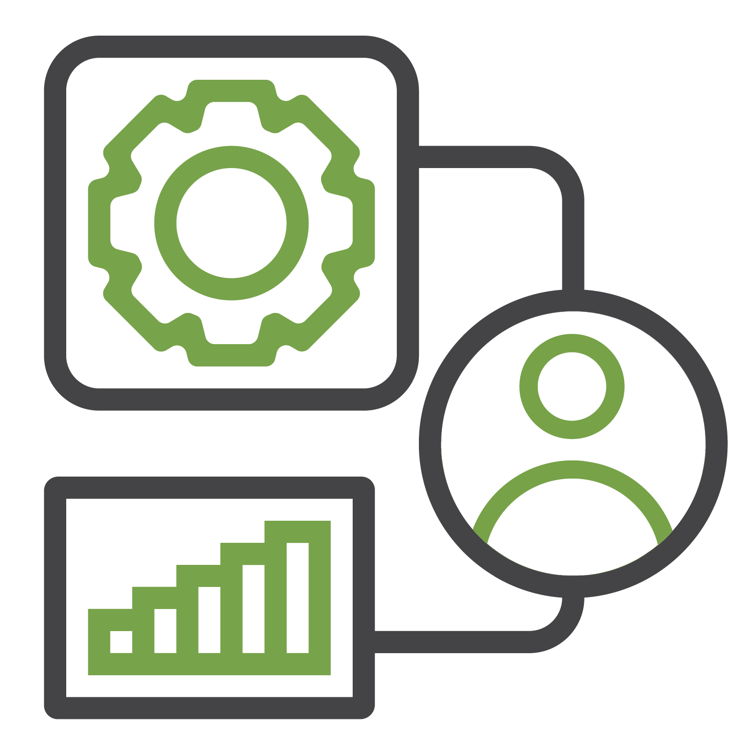 Kiriworks managed services icon